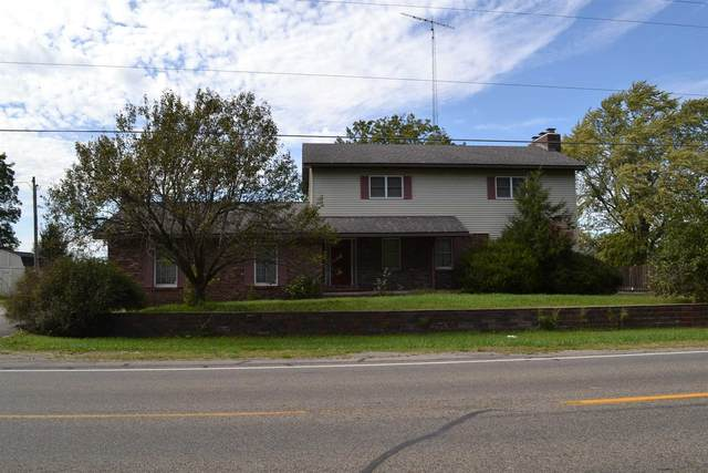 1572 N State Road 39, Monticello, IN 47960 (MLS #202144921) :: The Romanski Group - Keller Williams Realty