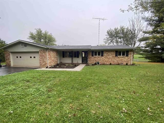 1125 W County Road 400 South, New Castle, IN 47362 (MLS #202144927) :: JM Realty Associates, Inc.
