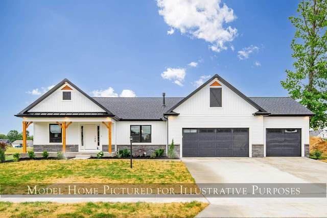 1234 Keady Drive, South Bend, IN 46614 (MLS #202145017) :: Aimee Ness Realty Group