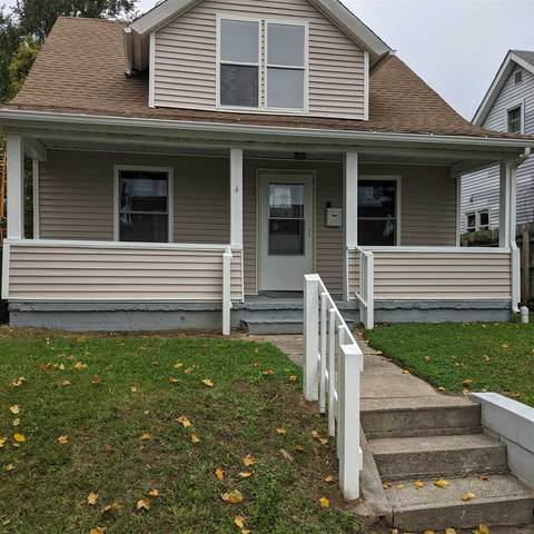 505 W Calvert Street, South Bend, IN 46613 (MLS #202145048) :: Aimee Ness Realty Group