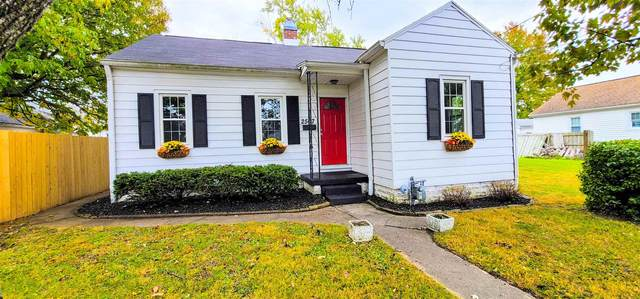 2507 N Governor Street, Evansville, IN 47711 (MLS #202145099) :: Aimee Ness Realty Group