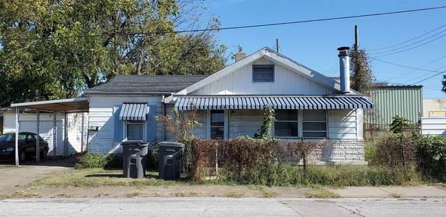 1013 Grove Street, Evansville, IN 47710 (MLS #202145109) :: Aimee Ness Realty Group