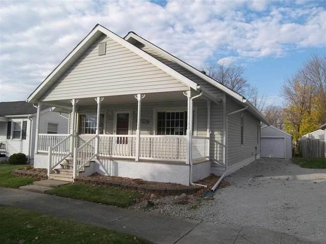 1235 N Lindsay Street, Kokomo, IN 46901 (MLS #202145127) :: The Romanski Group - Keller Williams Realty