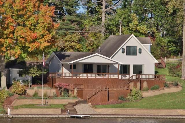 4732 E Lake Front Drive, Monticello, IN 47960 (MLS #202145132) :: The Romanski Group - Keller Williams Realty