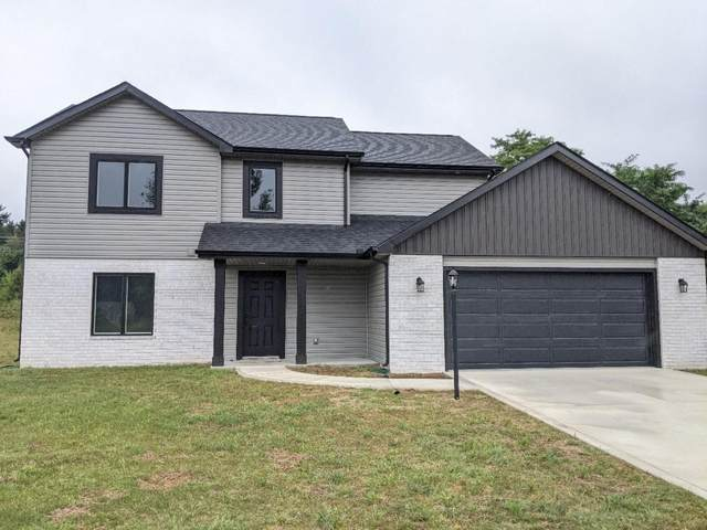 54157 Angeline Drive, Bristol, IN 46507 (MLS #202145145) :: Aimee Ness Realty Group