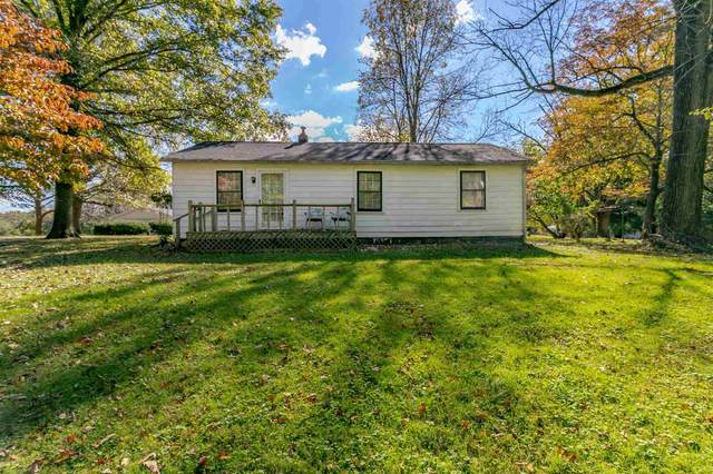 939 Campbell Road, Evansville, IN 47725 (MLS #202145157) :: Aimee Ness Realty Group