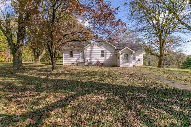 941 Campbell Road, Evansville, IN 47725 (MLS #202145159) :: Aimee Ness Realty Group