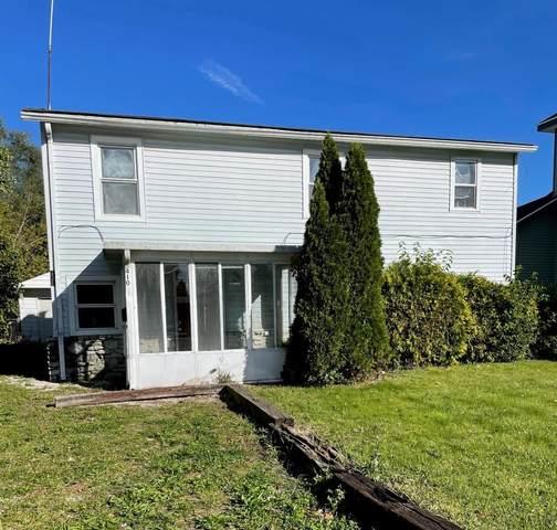 410 E Main Street, Greentown, IN 46936 (MLS #202145180) :: The Romanski Group - Keller Williams Realty