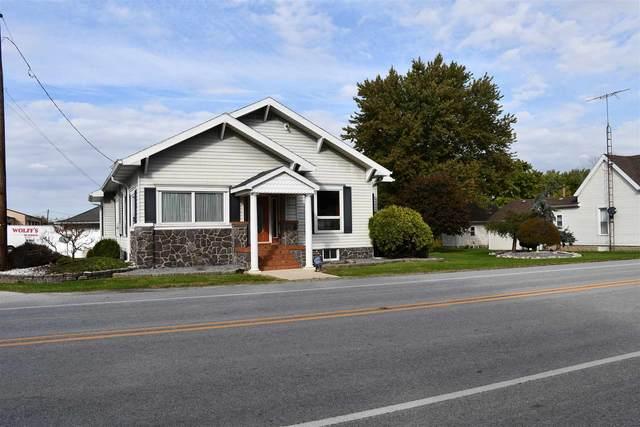 1190 E 400 S. Highway, Oakford, IN 46965 (MLS #202145184) :: The Romanski Group - Keller Williams Realty