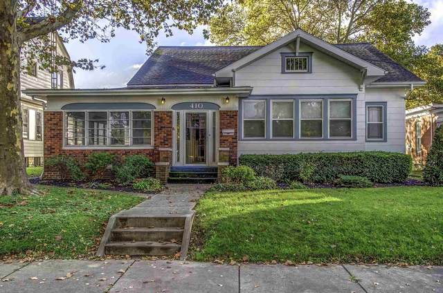 410 W Central Avenue, Bluffton, IN 46714 (MLS #202145227) :: JM Realty Associates, Inc.