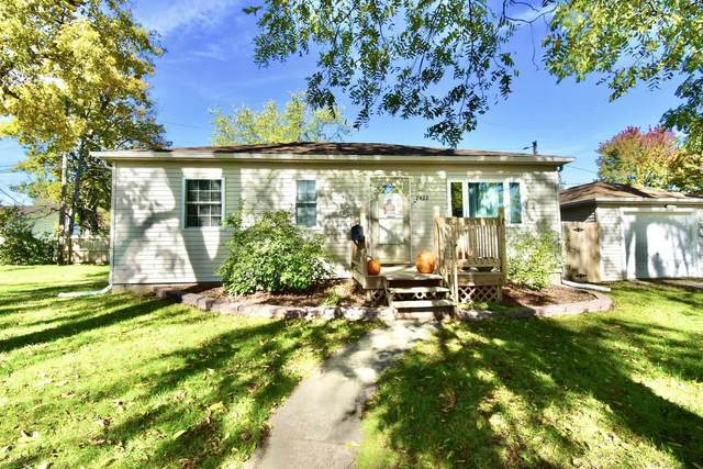 2422 Central Street, Lafayette, IN 47905 (MLS #202145234) :: The Romanski Group - Keller Williams Realty