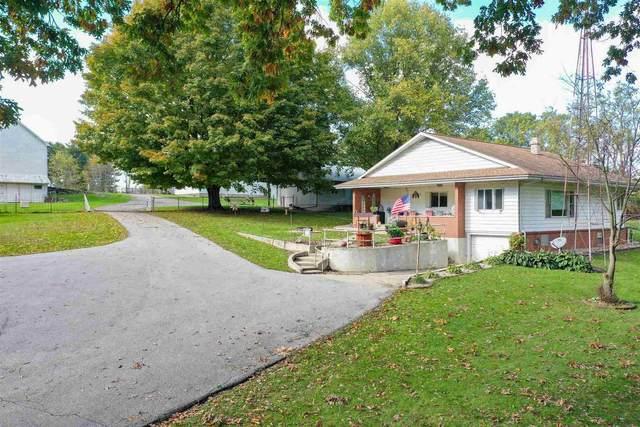 1776 N Francis Street, Monticello, IN 47960 (MLS #202145238) :: The Romanski Group - Keller Williams Realty