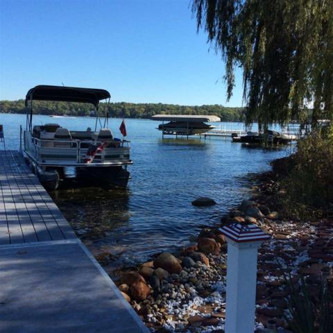 Lot 9 & 10 Lane 345 Lake James, Angola, IN 46703 (MLS #201741362) :: Parker Team