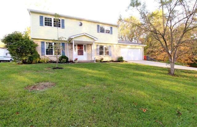 6500 S Overlook, Daleville, IN 47334 (MLS #201745316) :: The ORR Home Selling Team