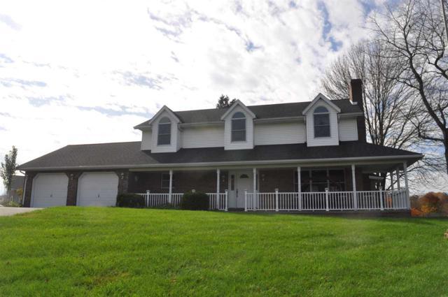 413 S Blitzen Lane, Santa Claus, IN 47579 (MLS #201750778) :: The ORR Home Selling Team