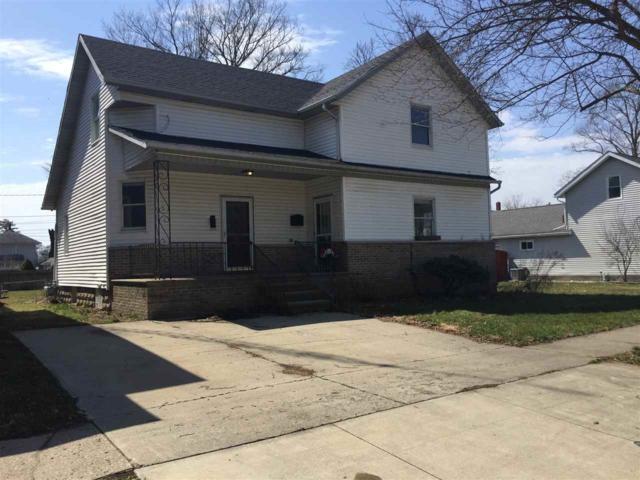 219 W Williams Street, Kendallville, IN 46755 (MLS #201802097) :: Parker Team