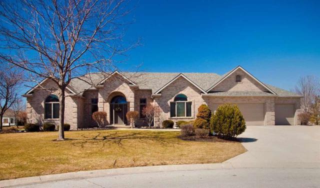 8928 Dune Creek Cove, Fort Wayne, IN 46835 (MLS #201805421) :: The ORR Home Selling Team