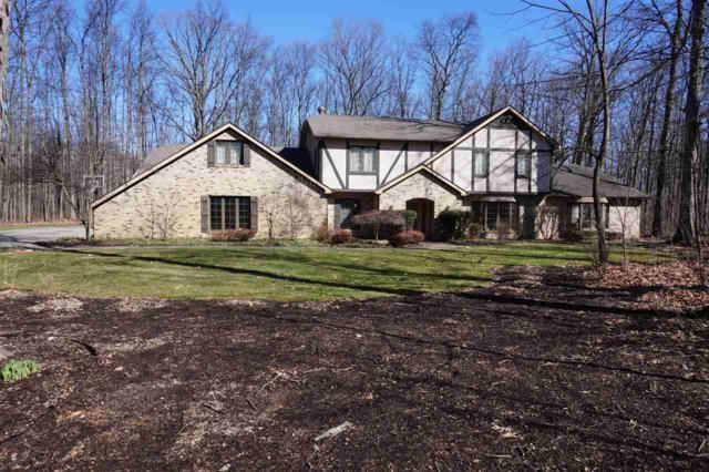 704 Rollingwood Lane, Fort Wayne, IN 46845 (MLS #201808005) :: The ORR Home Selling Team