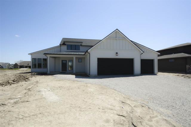 1853 Faircloud Drive 54HL, Fort Wayne, IN 46814 (MLS #201810081) :: The ORR Home Selling Team