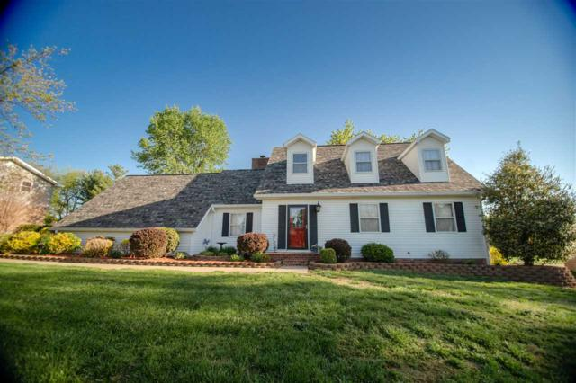 1819 Greenbrier Drive, Mount Vernon, IN 47620 (MLS #201815805) :: The ORR Home Selling Team