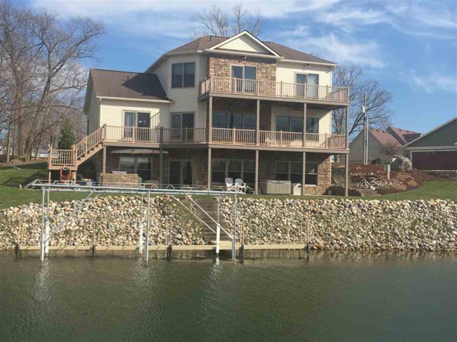 260 Lane 280 E Hamilton Lake, Hamilton, IN 46742 (MLS #201816185) :: The ORR Home Selling Team