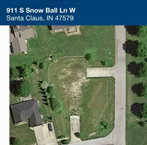 911 S Snowball Lane, Santa Claus, IN 47579 (MLS #201816240) :: The ORR Home Selling Team