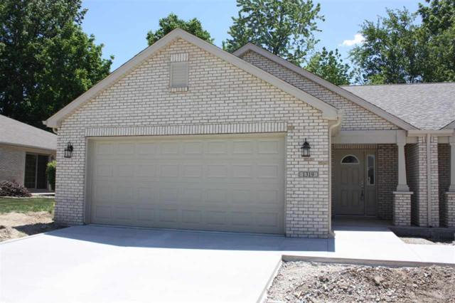 1319 Hutchins Dr., Kokomo, IN 46901 (MLS #201817929) :: The ORR Home Selling Team