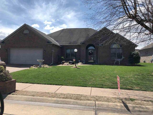 6655 Oakshire Ct, Newburgh, IN 47630 (MLS #201821972) :: The Dauby Team
