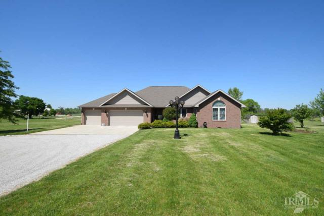 5301 N Cr 550 W, Muncie, IN 47304 (MLS #201822242) :: The ORR Home Selling Team