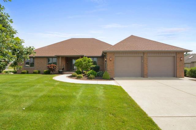 3220 Wingtip Court, Kokomo, IN 46902 (MLS #201825685) :: The ORR Home Selling Team