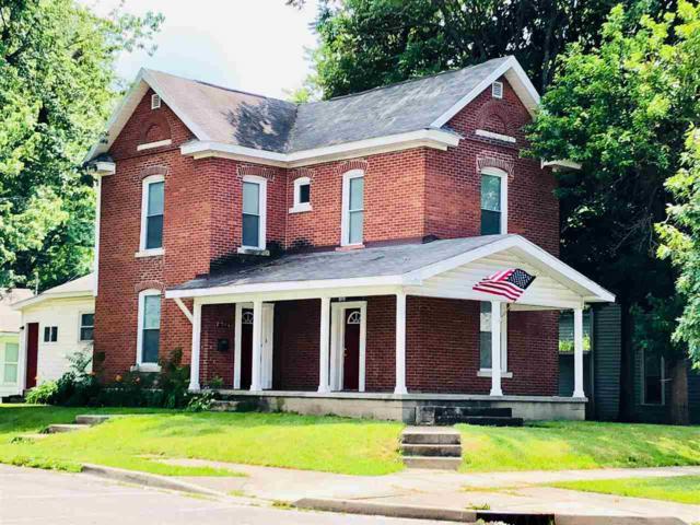 1203 W Spencer Ave, Marion, IN 46952 (MLS #201828373) :: Parker Team