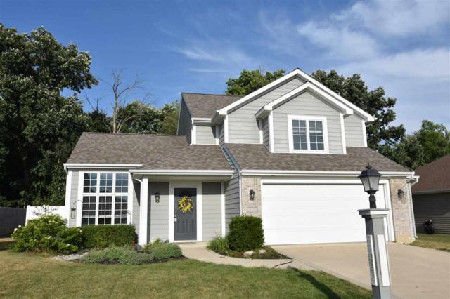 13126 Winding Vine Run, Fort Wayne, IN 46845 (MLS #201833399) :: The ORR Home Selling Team