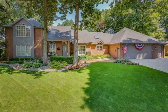 54952 Woodhold Court, Elkhart, IN 46516 (MLS #201833412) :: The ORR Home Selling Team