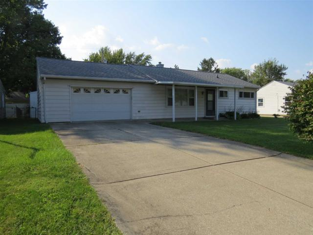 229 Walker, Kokomo, IN 46901 (MLS #201842980) :: The Romanski Group - Keller Williams Realty
