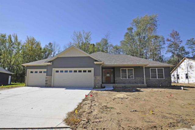 50941 Forest Lake Trail, South Bend, IN 46628 (MLS #201845560) :: The ORR Home Selling Team