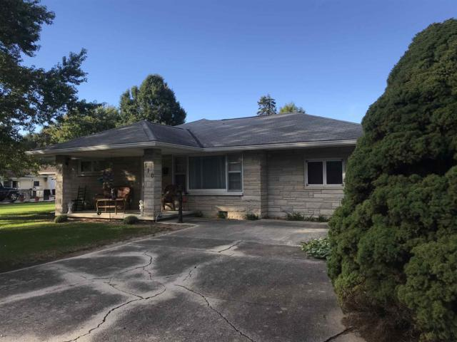 510 E Lincoln Street, Eaton, IN 47338 (MLS #201846671) :: The ORR Home Selling Team