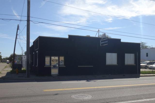 1119-1121 N Fulton Avenue, Evansville, IN 47710 (MLS #201847061) :: The ORR Home Selling Team