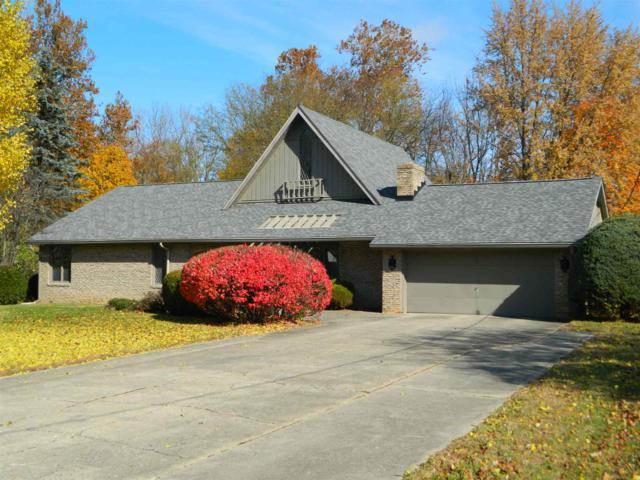 3404 Tally Ho Drive, Kokomo, IN 46902 (MLS #201849716) :: The ORR Home Selling Team