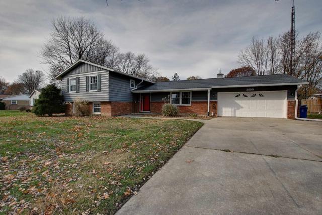 3809 Orleans Drive, Kokomo, IN 46902 (MLS #201850539) :: The ORR Home Selling Team