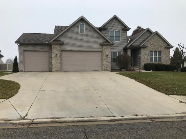 238 Salman Drive, Warsaw, IN 46580 (MLS #201852274) :: Parker Team