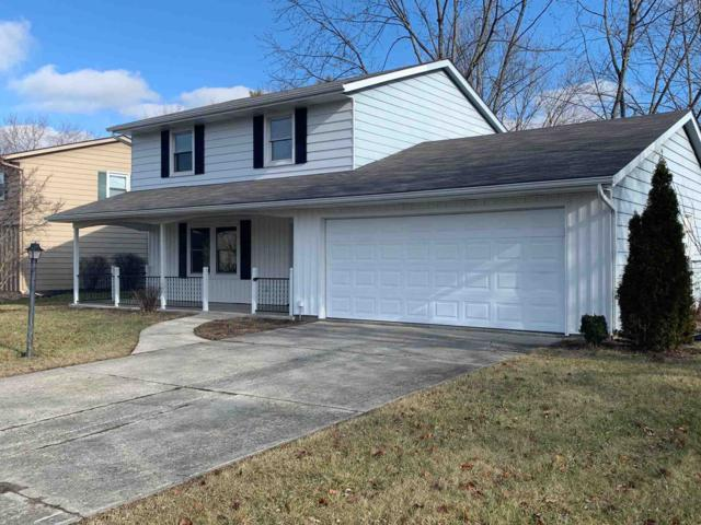 3910 Oakhurst Drive, Fort Wayne, IN 46815 (MLS #201854587) :: TEAM Tamara