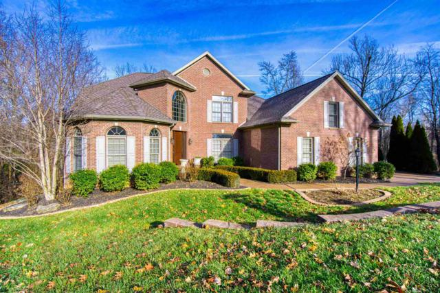 7000 Bayhill Court, Newburgh, IN 47630 (MLS #201854605) :: The ORR Home Selling Team