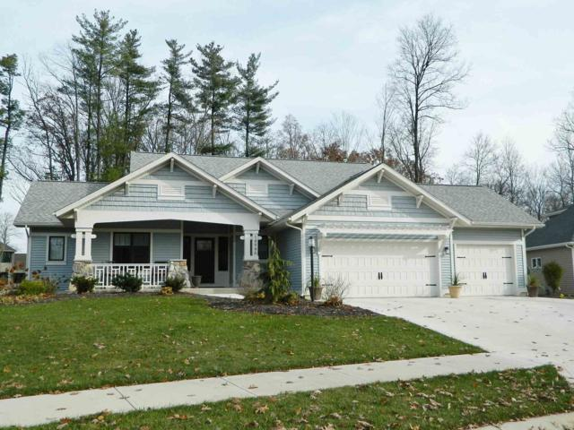 14946 Old Timber Pass, Fort Wayne, IN 46845 (MLS #201900933) :: Parker Team