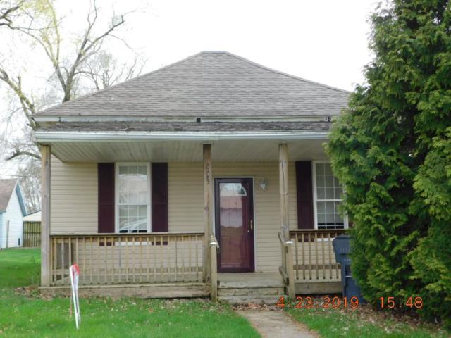 603 E Harris Street, Eaton, IN 47338 (MLS #201902220) :: The ORR Home Selling Team