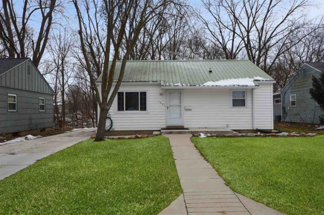 1421 S 5th Street, Lafayette, IN 47905 (MLS #201902812) :: The ORR Home Selling Team