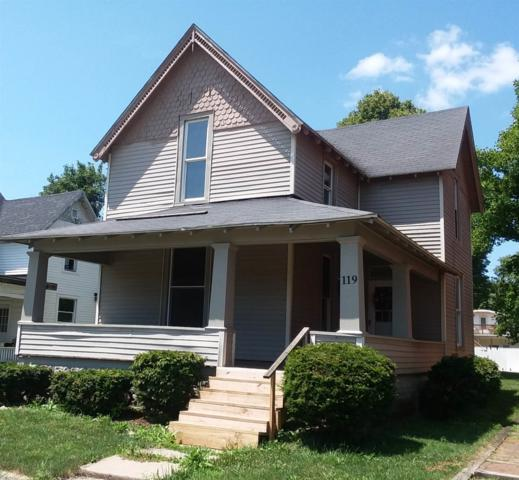 119 N E Street, Marion, IN 46952 (MLS #201905762) :: The Romanski Group - Keller Williams Realty