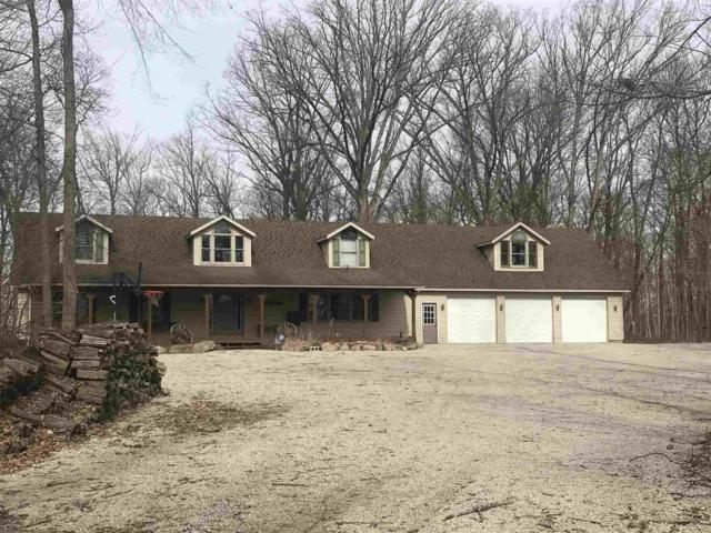 8777 E County Road 200 N, Dunkirk, IN 47336 (MLS #201906933) :: The ORR Home Selling Team