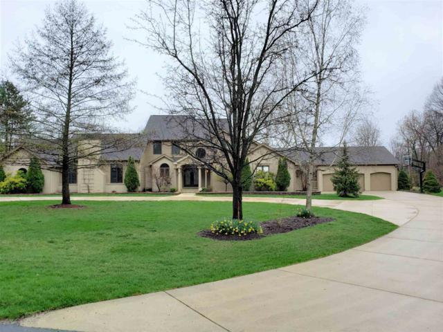 8851 Kirkridge Bluff, Lafayette, IN 47905 (MLS #201907446) :: The Romanski Group - Keller Williams Realty