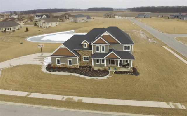 2105 Dogwood Court, Bluffton, IN 46714 (MLS #201908058) :: The ORR Home Selling Team