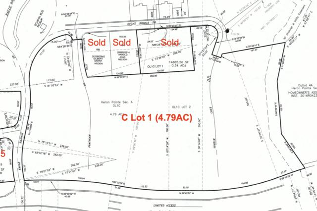 Lot 1 Eagle Branch Tract C, Muncie, IN 47304 (MLS #201908388) :: Parker Team